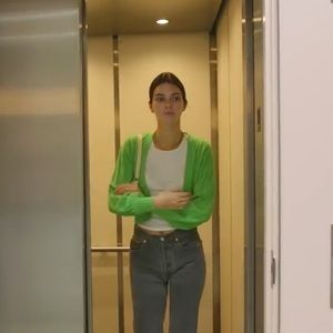 Sweaters - Green Cardigan Like The Kendall Jenner One